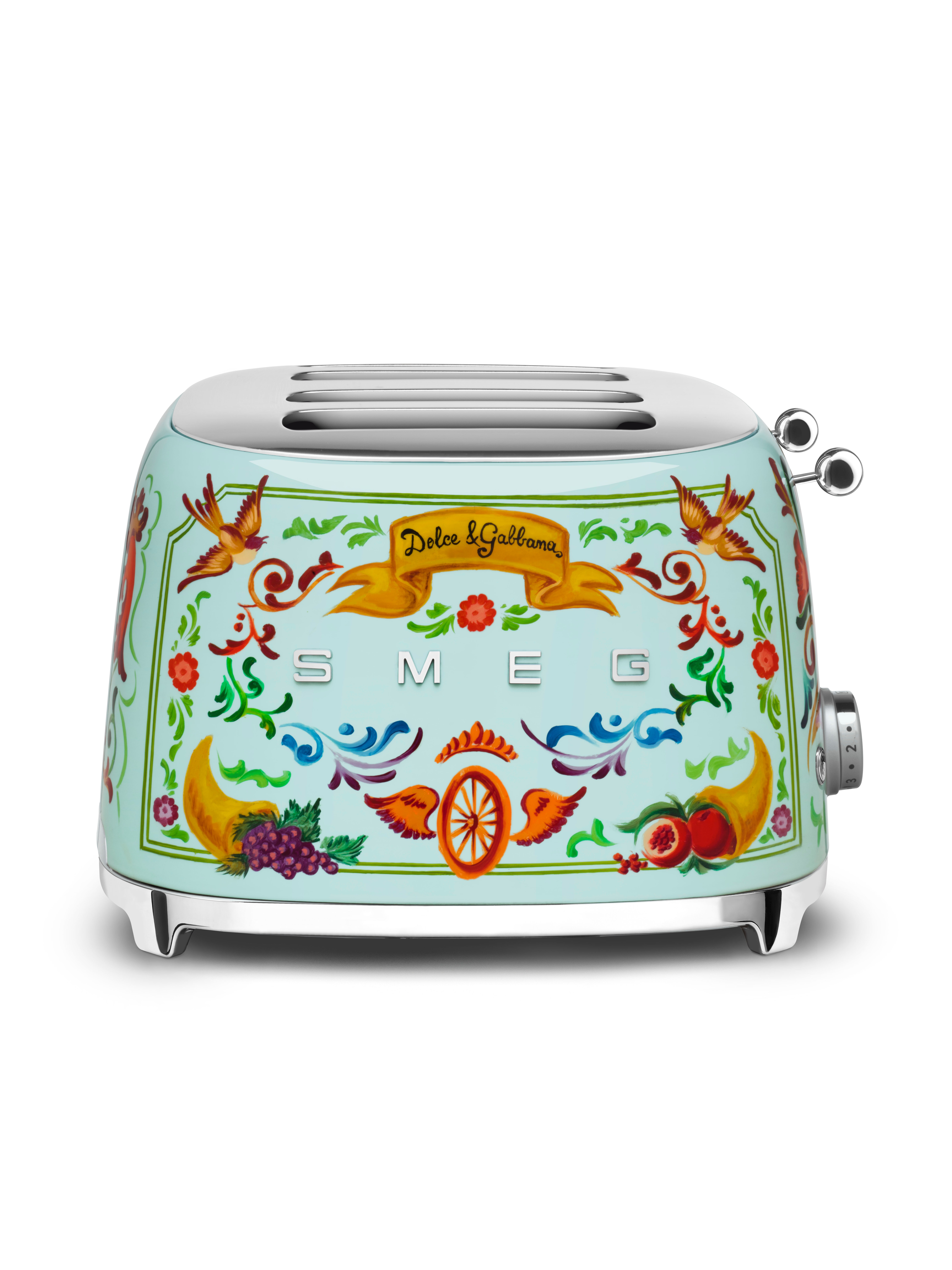 50f7403c SMEG's Collaboration With Dolce & Gabbana Will Make You Want To Cook Again