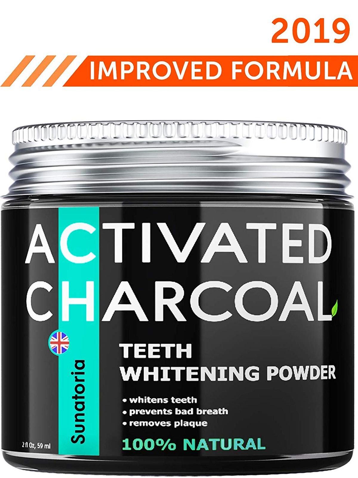 SUNATORIA Teeth-Whitening Powder