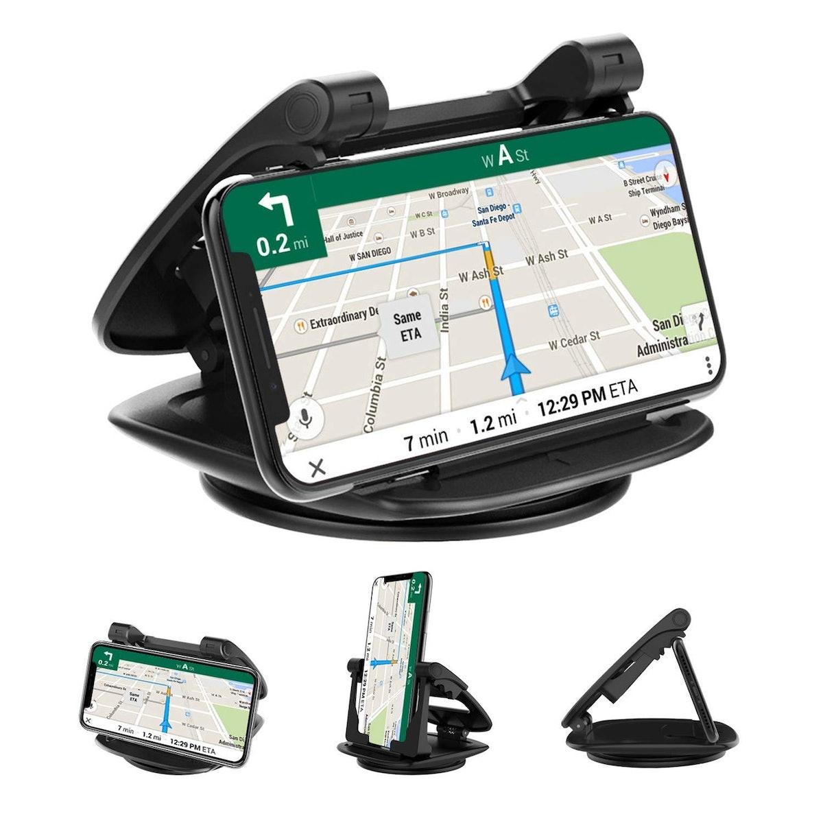 ivoler Cell Phone Holder For Car Dashboard