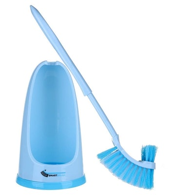 Eco Toilet Brush Bathroom Toilet Bowl Brush With Holder