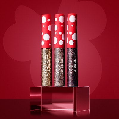 Minnie Mouse Glitter Eyeliners
