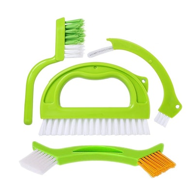 DoriHom Grout Cleaner Brush (4 Pack)