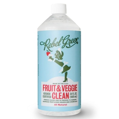 Rebel Green Fruit and Veggie Cleaner
