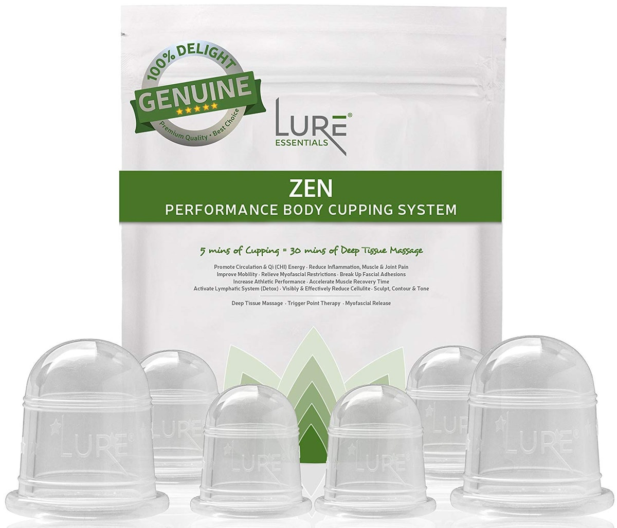 LURE Home Spa Cupping Therapy Set