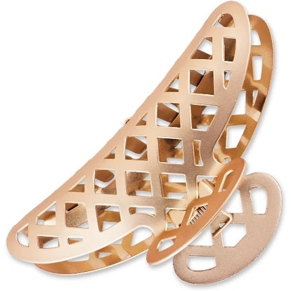 Sincerely Jules by Scünci Metal Open Weave Jaw Clip