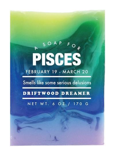 Pisces Soap