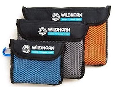 WildHorn Outfitters Microlite Travel Towel Bundle
