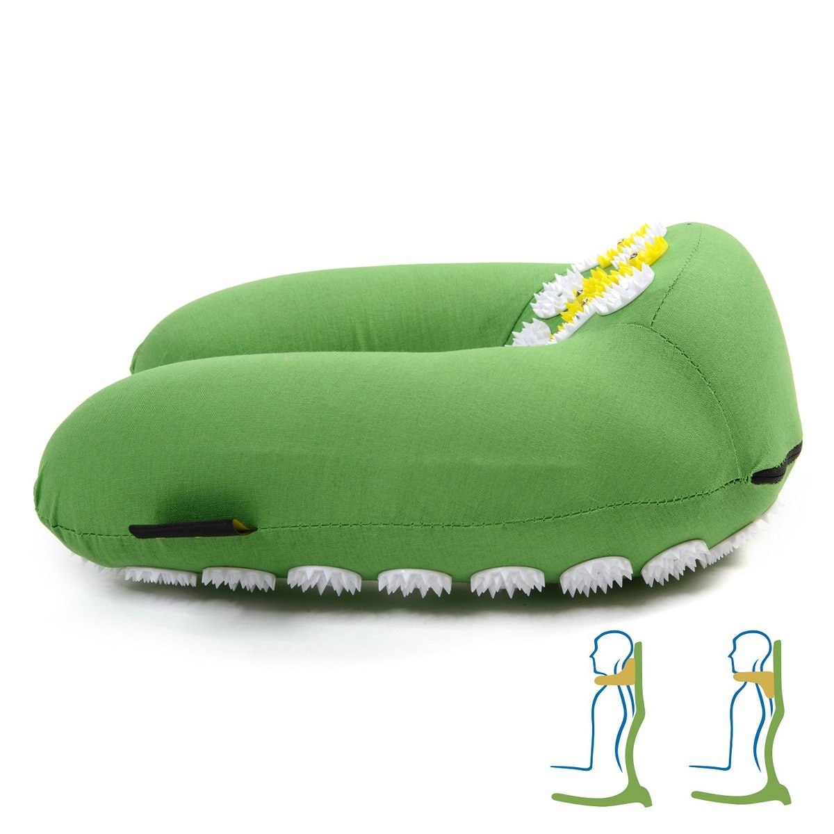 Zen Guru Acupressure Neck Pillow
