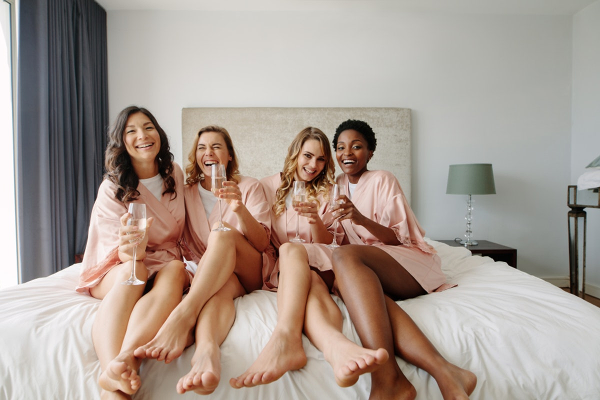 Top Destinations For Bachelorette Parties, According To Airbnb