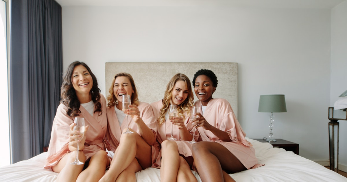 top destinations for bachelorette parties according to airbnb. Black Bedroom Furniture Sets. Home Design Ideas