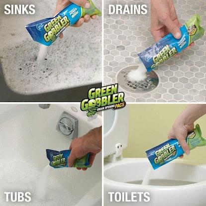 Green Gobbler Drain Openers