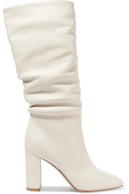Laura 85 Leather Knee Boots