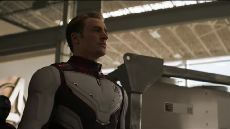 The Avengers Suits In The Endgame Trailer Have Fans