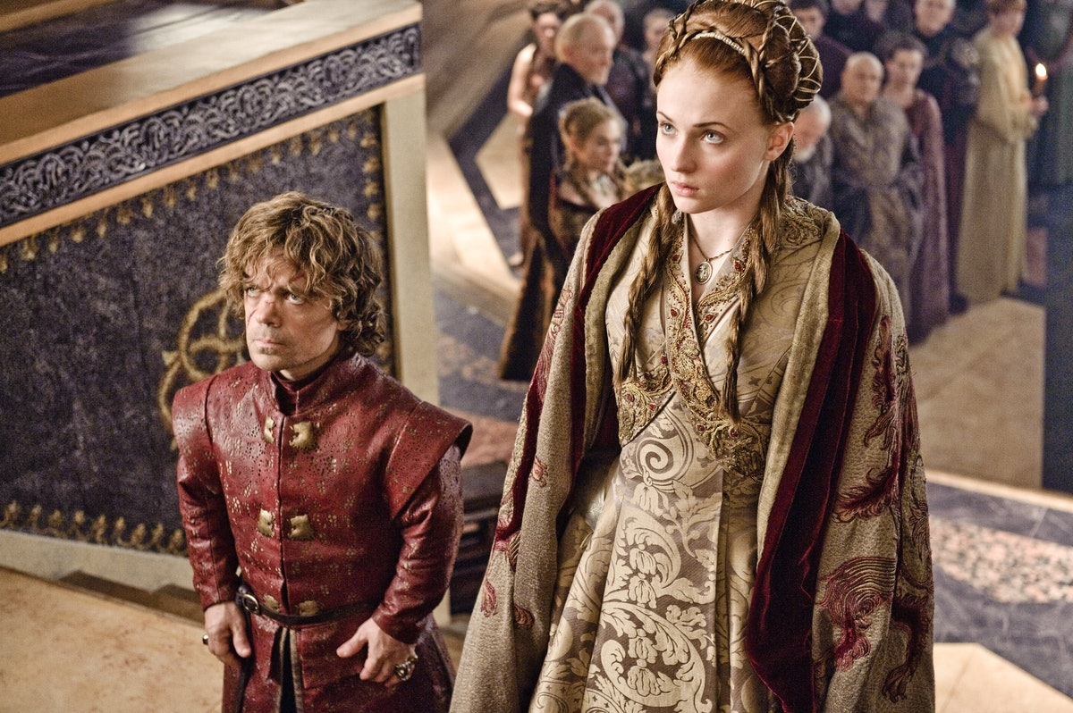 Will Sansa & Tyrion End Up On The Iron Throne? This 'GOT' Theory Will Convince You