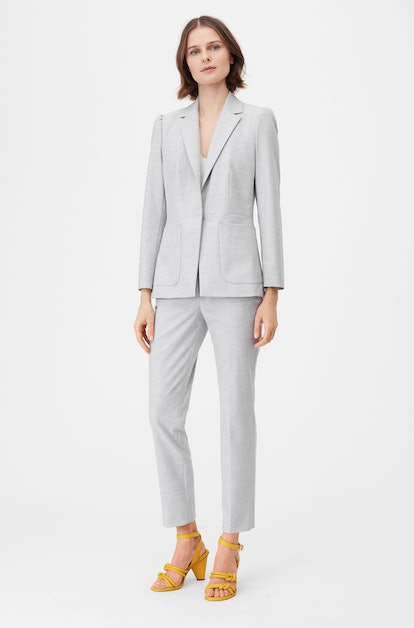 Tailored Clean Suiting Blazer