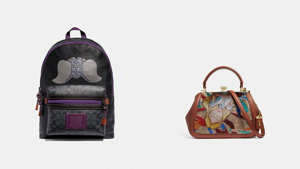 4742655475c These Adorable Coach x Disney Bags Are Absolutely Worth Splurging On