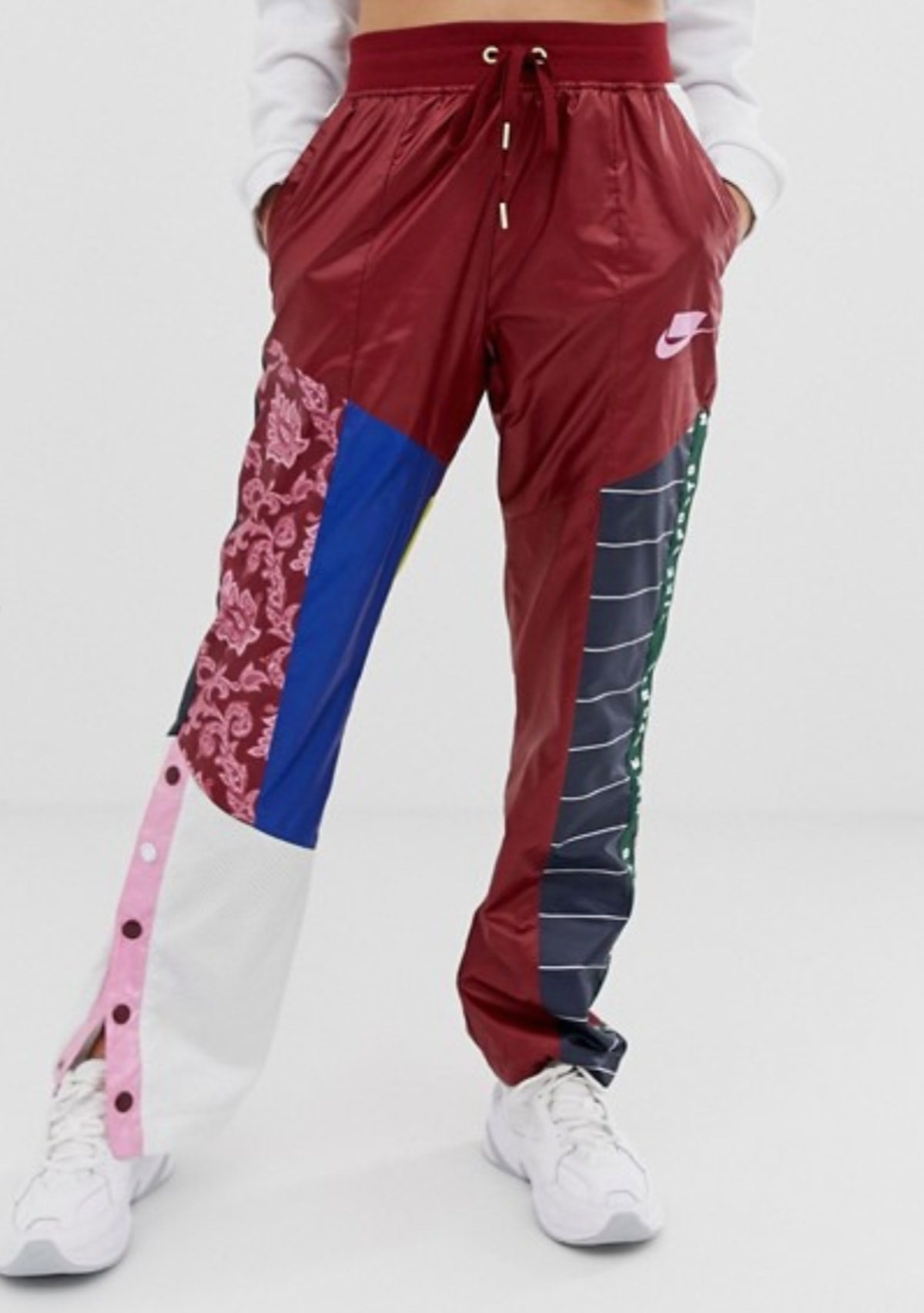 Nike Color Block NSW Track Pants