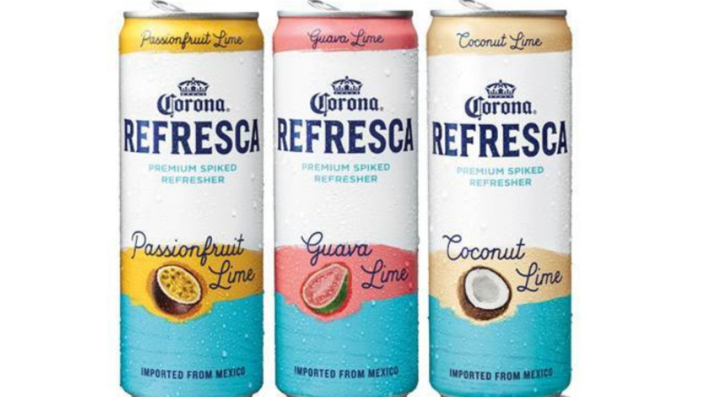 Corona S New Refrescas Line Includes Spiked Coconut Lime Refreshers For A Taste Of Summer