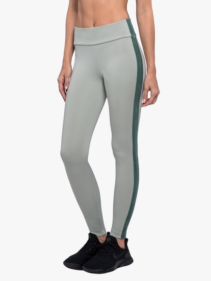 Trainer Scuba Legging In Mineral Grey