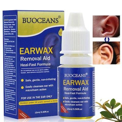BUOCEANS Ear Wax Drops