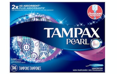 Tampax Pearl Ultra Tampons (144 Count)