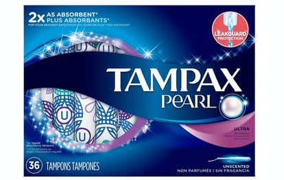 Tampax Pearl Ultra Tampons (144-Count)