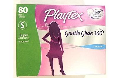 Playtex Gentle Glide Super Tampons (80 Count)
