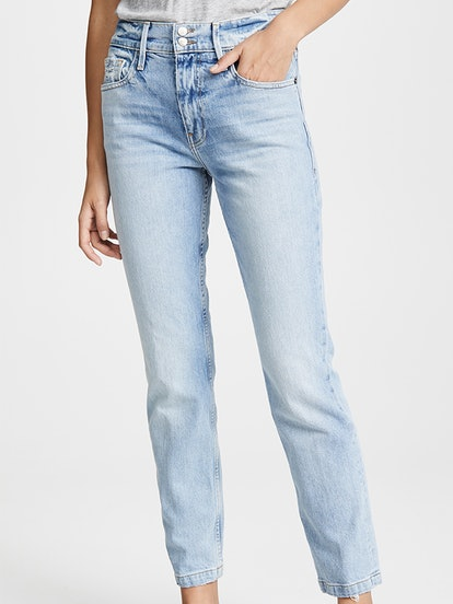 Le Sylvie Slender Straight Heritage Jeans