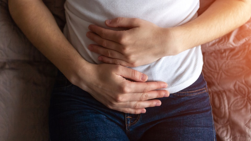 Does Ovulation Cause Gas? Here's What's Going On In Your Abdomen Mid