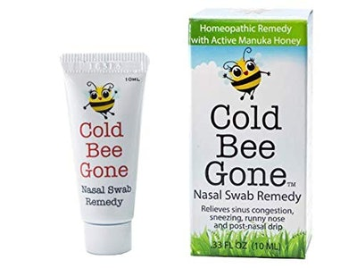 Cold Bee Gone Nasal Swab