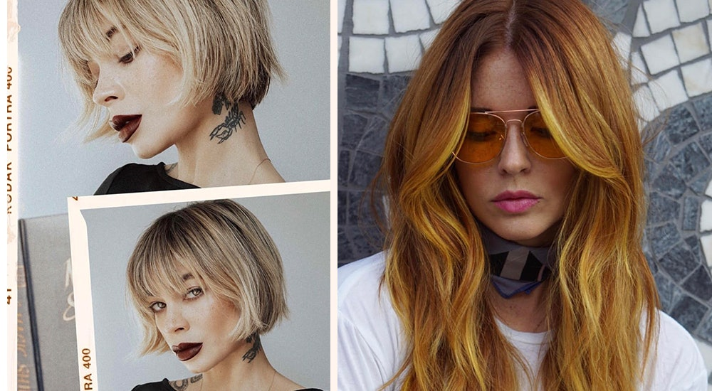These Summer 2019 Haircut Trends Are An Effortlessly Cool