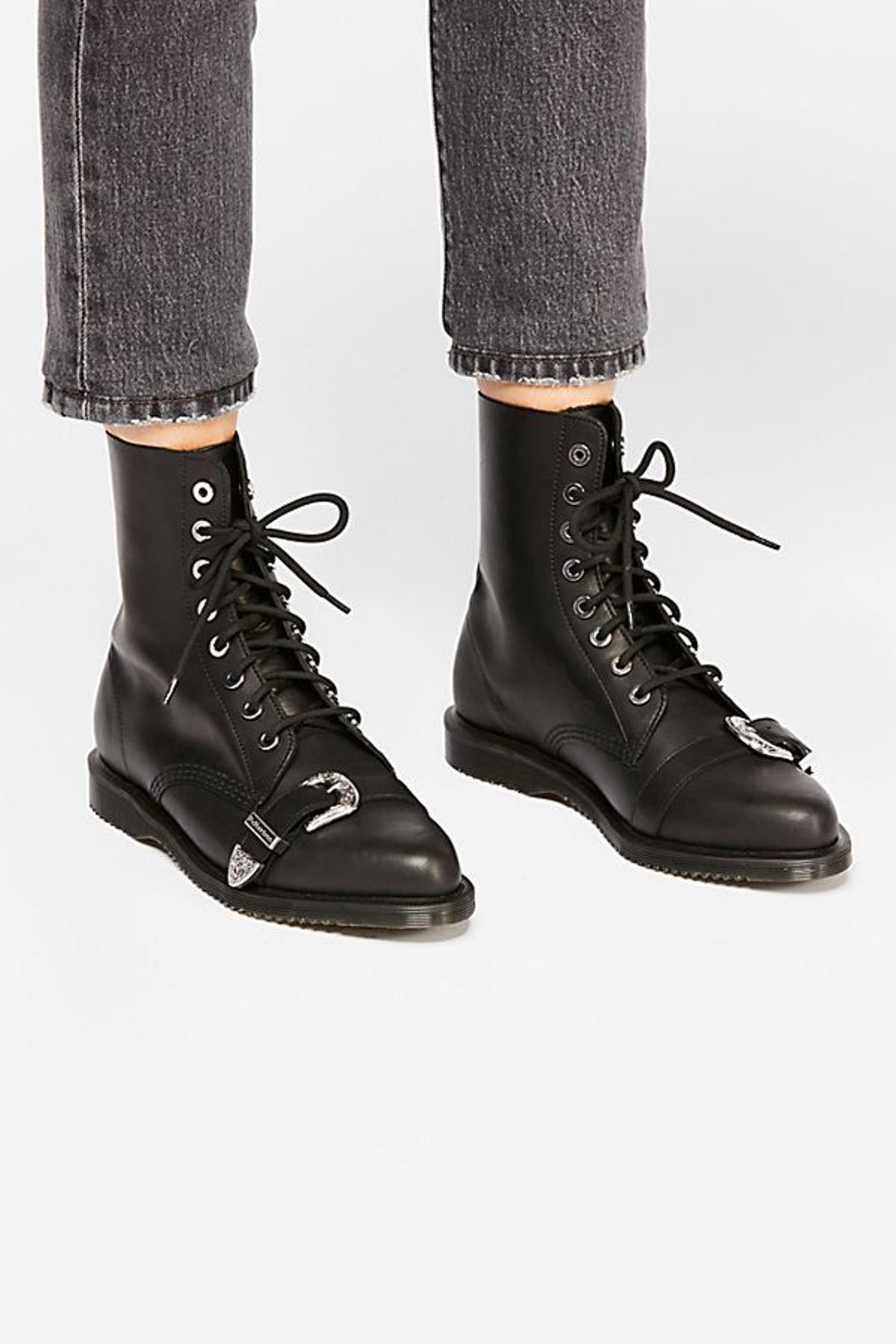 Dr. Martens Ulima Buckle Boot