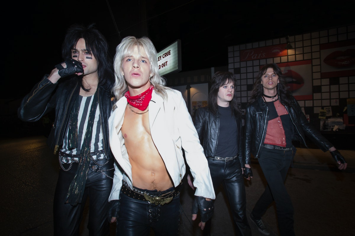 Who Plays Motley Crue in 'The Dirt' On Netflix? The Notorious Rock Band Is Telling Their Debaucherous Story