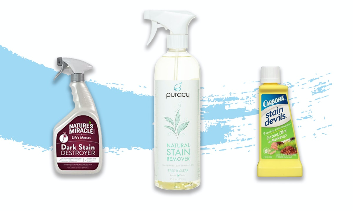 The 4 Best Stain Removers For Set-In Stains