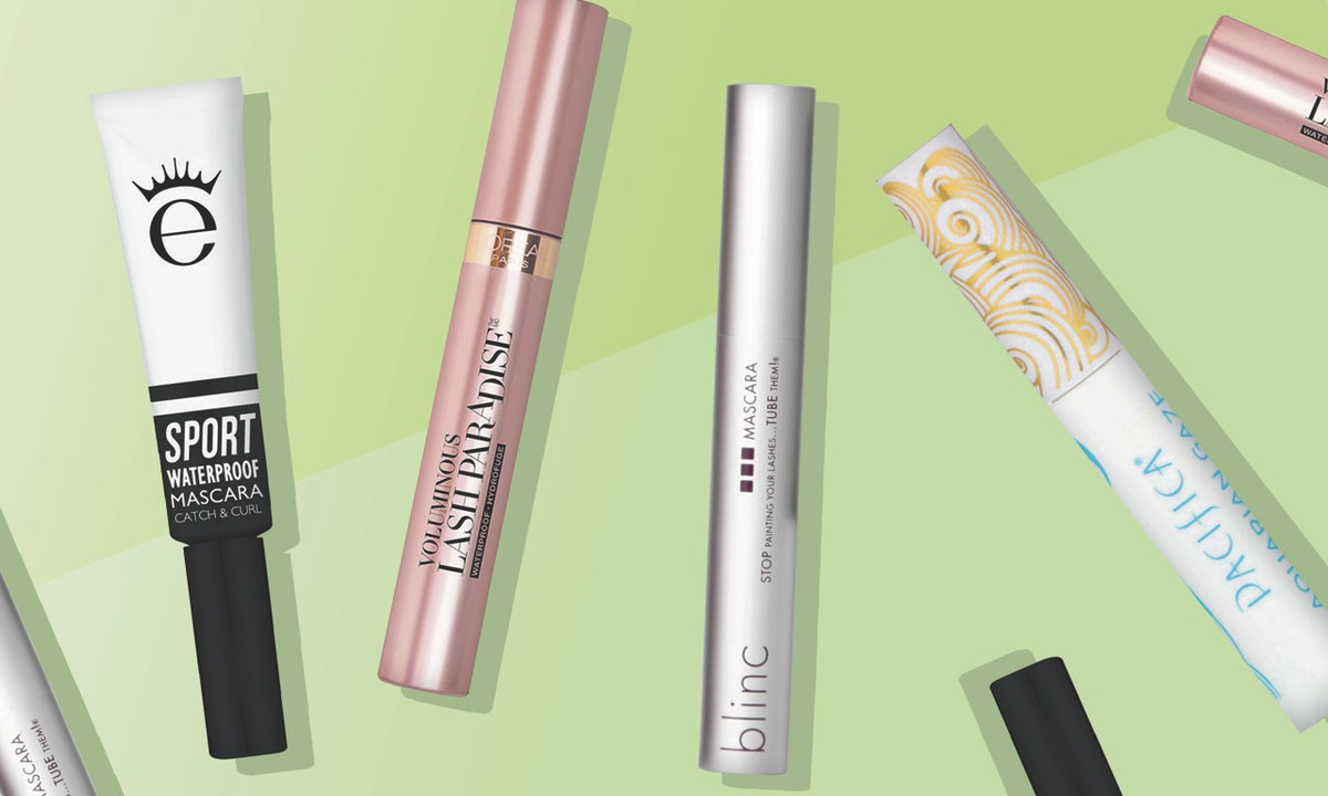 The 5 Best Waterproof Mascaras For Swimming