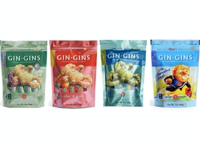 Gin-gins Original Chewy Ginger Candy