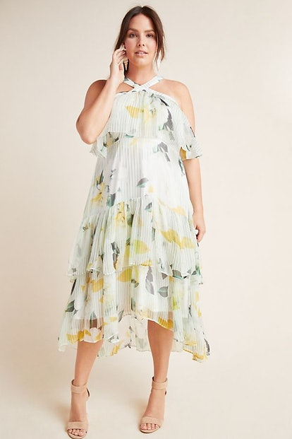 Anthropologie Garden Party Dress