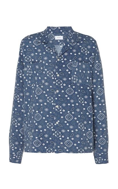 Bandana Long Sleeve Shirt