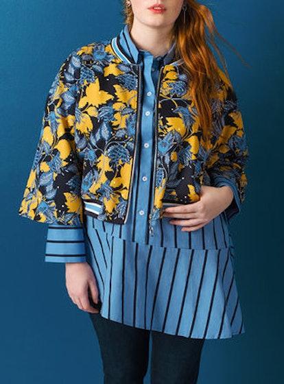 Kimono Sleeve Bomber