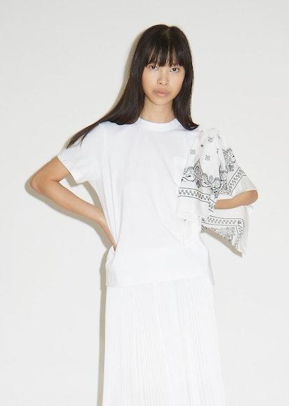 Bandana Print T-Shirt