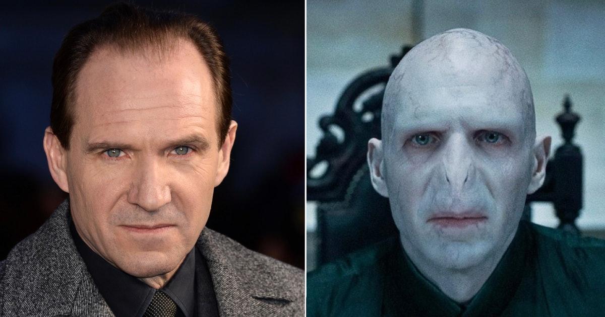Ralph Fiennes actor