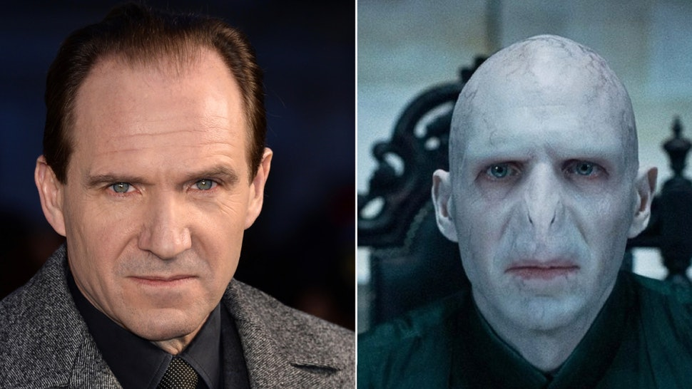Ralph Fiennes Almost Wasn't Voldemort, & The Actor Has Just Revealed Why