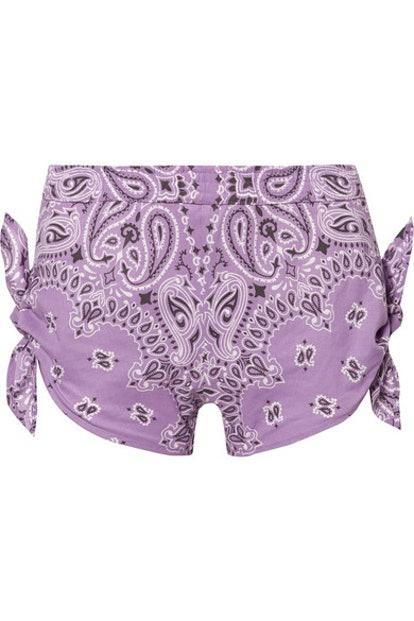 Knotted Shorts