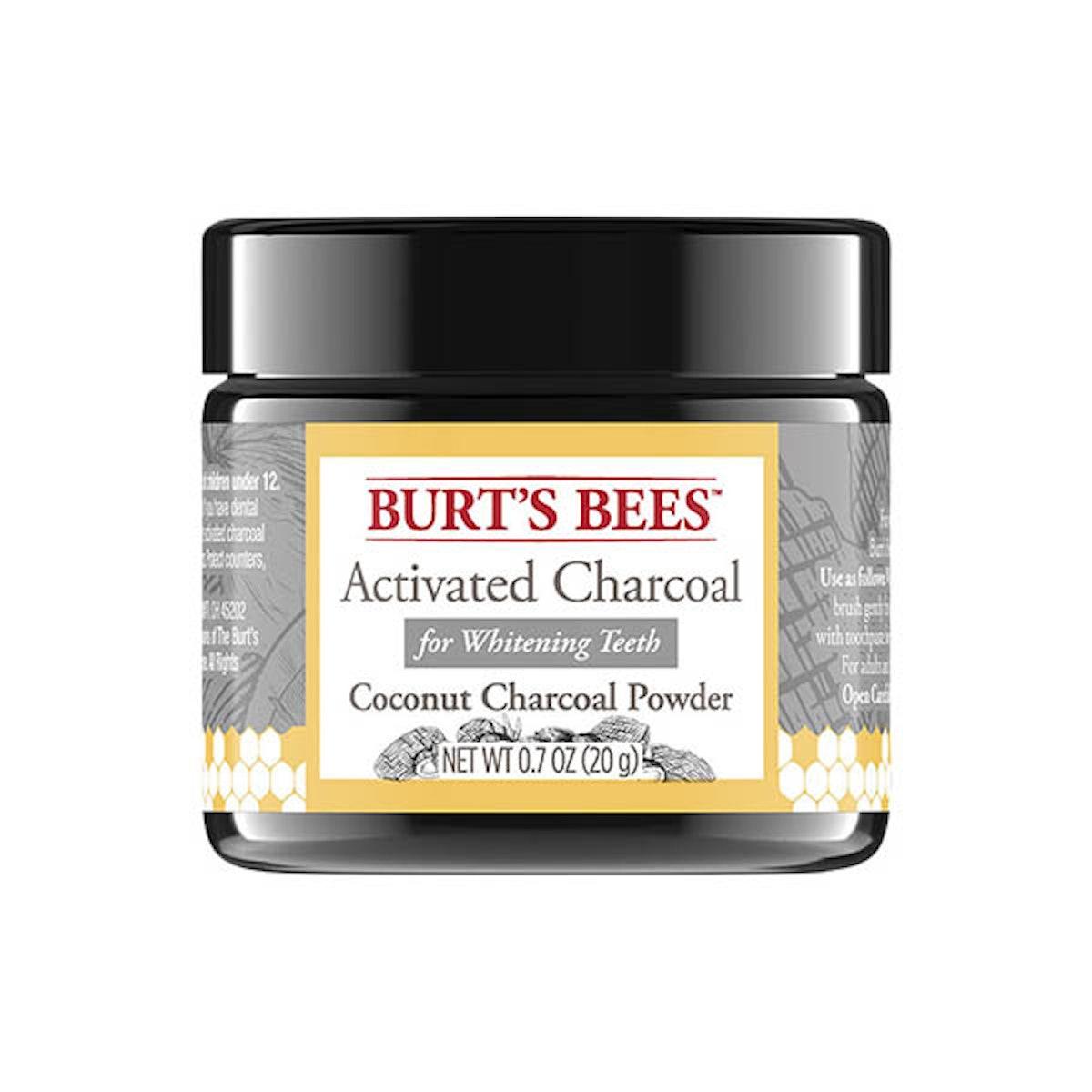 Burt's Bees Whitening Charcoal Powder