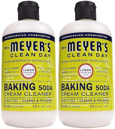 Mrs. Meyer's Clean Day Baking Soda Cream Cleanser