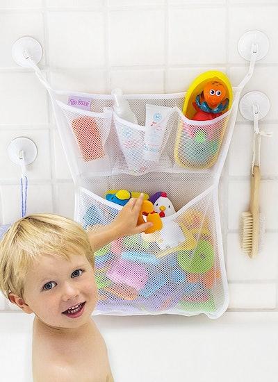 Tub Cubby Bathtub Organizer