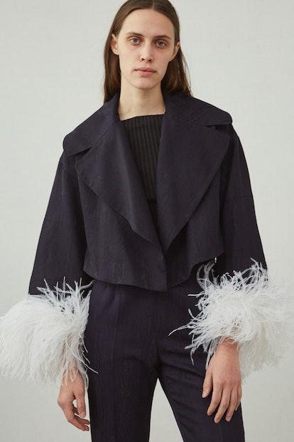 Spiff Jacquard Jacket