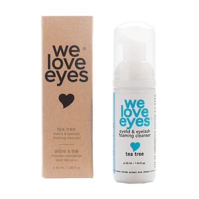 We Love Eyes Eyelid & Eyelash Foaming Cleanser