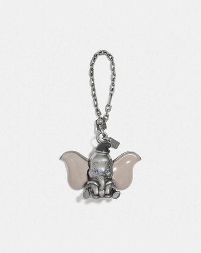 Disney X Coach Jeweled Dumbo Bag Charm