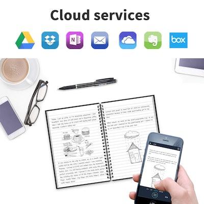 WOBEECO Reusable Smart Notebook